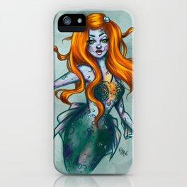 Sea lights - Mermay iPhone Case