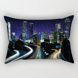 Spacey Atlanta Rectangular Pillow