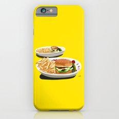 Homemade Cheeseburger Slim Case iPhone 6s