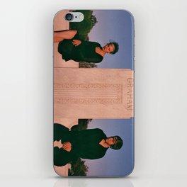 Funeral iPhone Skin