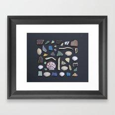 Ocean Study No. 1 Framed Art Print
