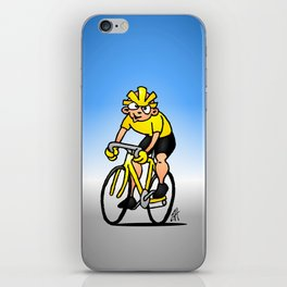 Cyclist - Cycling iPhone Skin