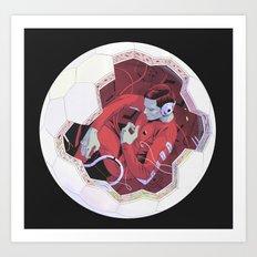 Hibernaculum Art Print
