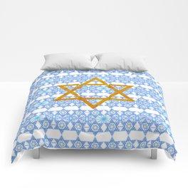 Happy Chanukah! Comforters