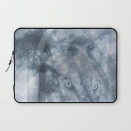 Wolf Spirit  Laptop Sleeve