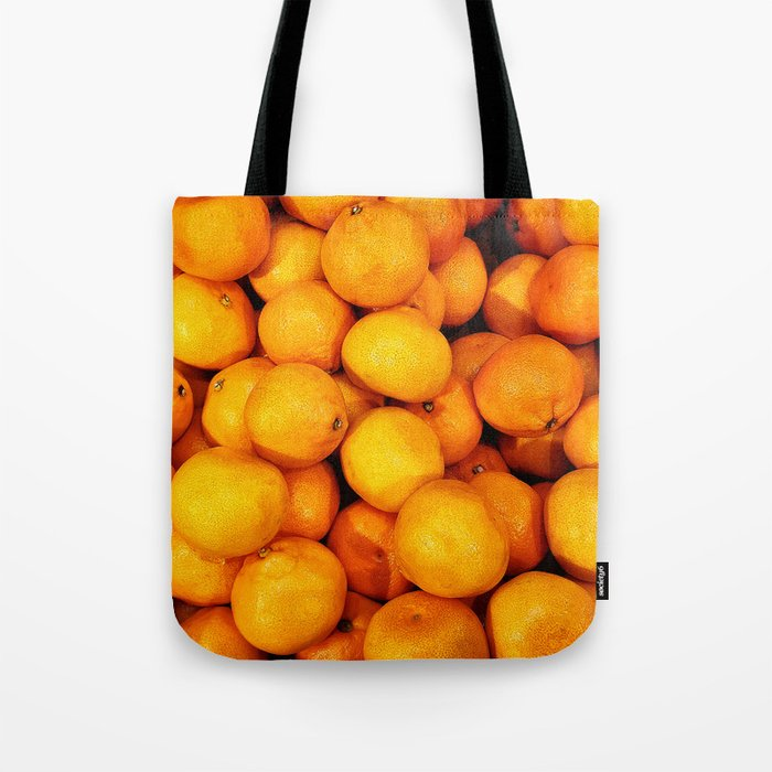 Mandarin, tangerine Tote Bag