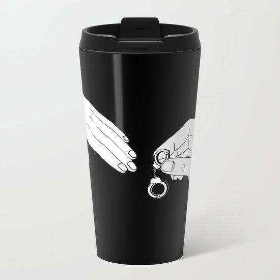 Marry Me Metal Travel Mug