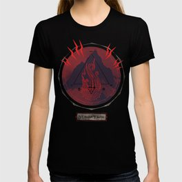 Mountain of Madness (red) T-shirt