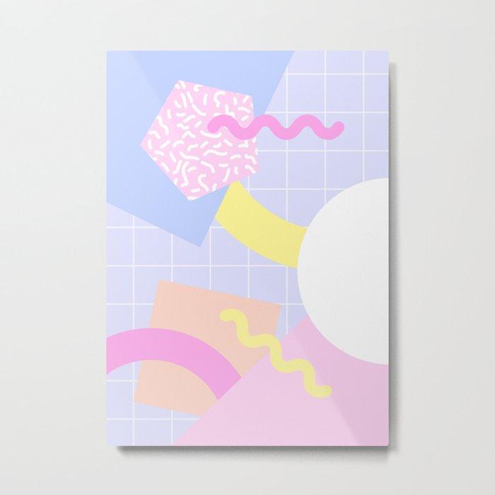 Place no. 1 Metal Print