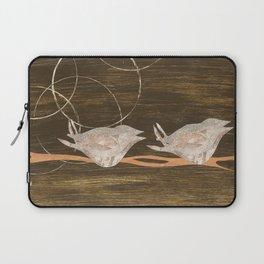 Birds Resting Laptop Sleeve