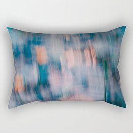 Tropical Impressionism (variation) Rectangular Pillow