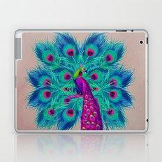 Majectic Peacock Laptop & iPad Skin