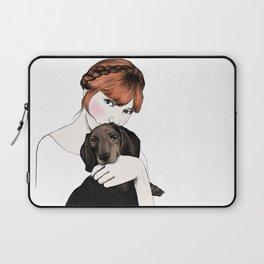 Emily and Arthur Miller Laptop Sleeve