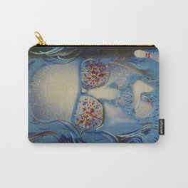 Blue Dude : The Big Lebowski  Carry-All Pouch