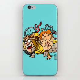 OSTION  iPhone Skin
