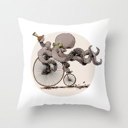 One Sweet Ride Throw Pillow