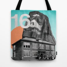 Sixteen Tote Bag