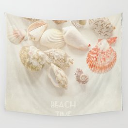 Beach time #2 Wall Tapestry