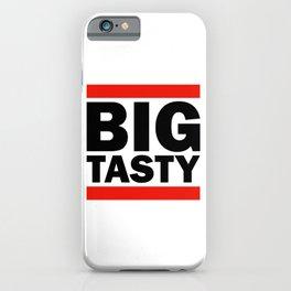 BIG TASTY iPhone Case