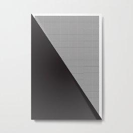 Farbe//Seven Metal Print