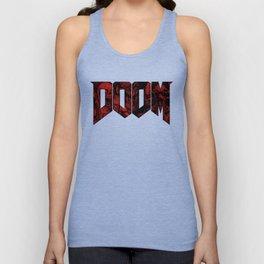 DOOM (Red version) Unisex Tank Top