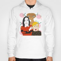 home alone Hoodies featuring Home alone? by Elena Éper