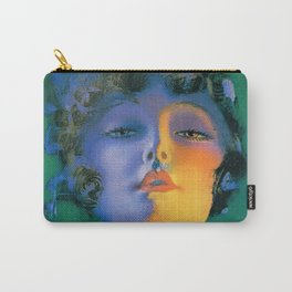 """Girl of My Dreams"" Pinup by Rolf Armstrong Carry-All Pouch"