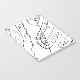Amazing Leaves Notebook