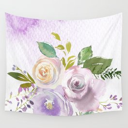 Flowers Bouquet 103 Wall Tapestry