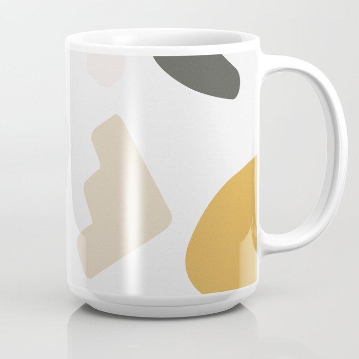 Shape Study #14 - Autumn Coffee Mug