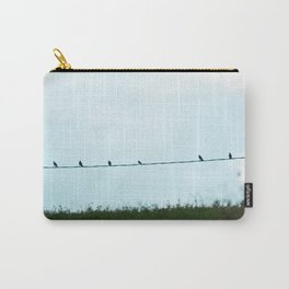 Birds | Uccelli Carry-All Pouch
