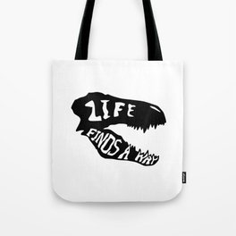 Life Finds a Way 1 Tote Bag