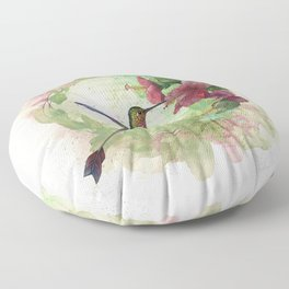 Fleeting serendipity Floor Pillow