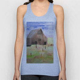 Abandoned Unisex Tank Top