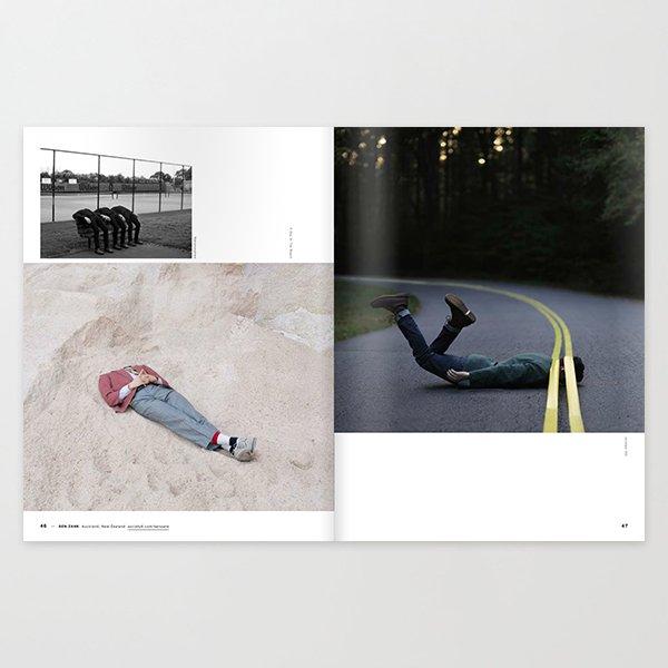 Society6 Art Quarterly No.1.2 Editions