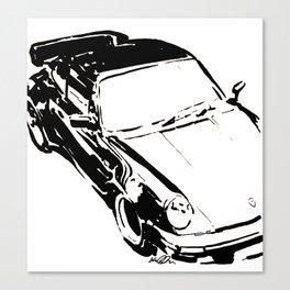 911 Series Canvas Print