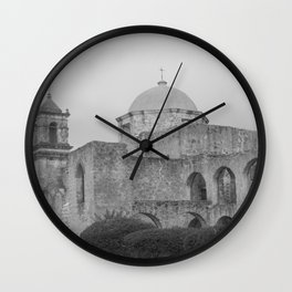 Mission San Jose Wall Clock