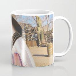 Cowboy Axolotl Mexican Walking Fish Coffee Mug