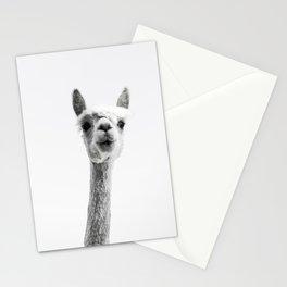 alpaca #society6 #decor #buyart Stationery Cards