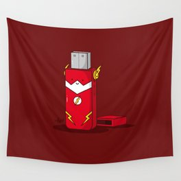 The Flash Wall Tapestry