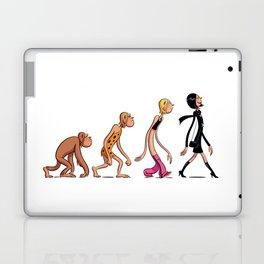 Évolution Laptop & iPad Skin