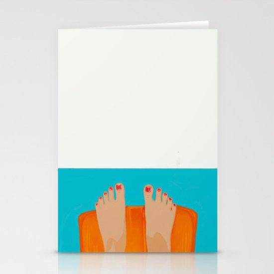 I´m fine Stationery Cards