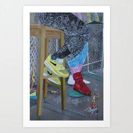 Bushwick Art Print
