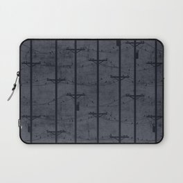 Telephone Poles - DUSK Laptop Sleeve
