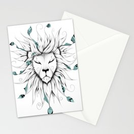 Poetic King Stationery Cards