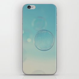 bubble 3 ... iPhone Skin