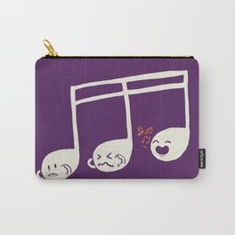 Sounds O.K. (off key) Carry-All Pouch