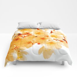 WARM BLOSSOMS Comforters