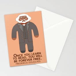 Frederick Douglass Stationery Cards