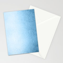 Blue Raspberry Shimmer Stationery Cards
